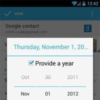 "Android 4.2.1 corrige el bug del ""mes de diciembre"""