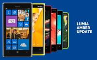 Nokia ha confirmado que actualizará sus Windows Phone a Lumia Amber en agosto