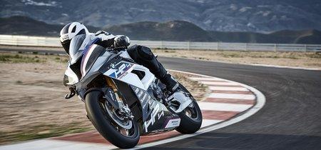 BMW HP4 Race, la bestia de 215 cv y 80.000 euros se comerá un motor cada 5.000 kilómetros