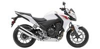 Salón de Milán 2012: Honda CB500F, otra opción para el A2