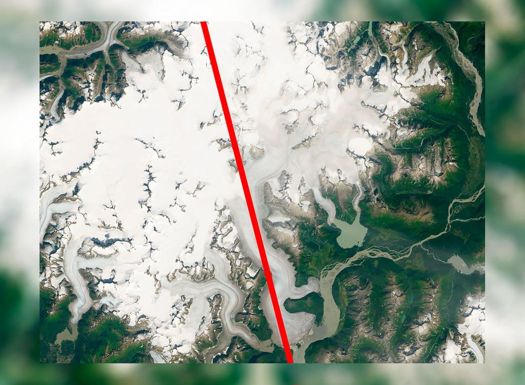 El cambio climático vence a uno de los glaciares más gruesos del planeta y se está derritiendo tras medio siglo de crecimiento