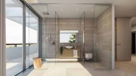baño villa tomillo