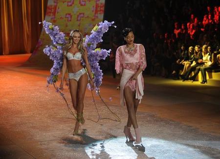 Rihanna desfile Victoria´s Secret 2012
