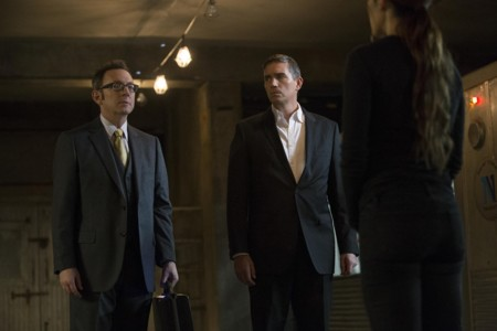 Harold Finch John Reese Sameen Shaw Person Of Interest