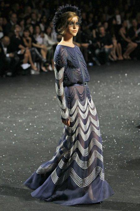 Transparencias Chanel Alta Costura