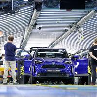 El Toyota Yaris Cross comienza su producción: un B-SUV solo híbrido a rebufo del utilitario superventas