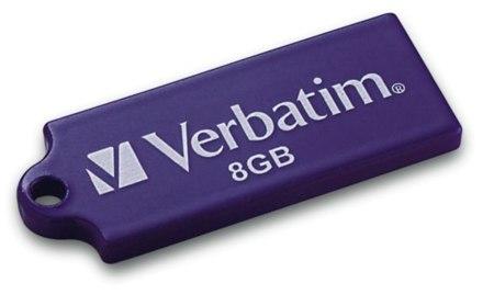 Tuff 'n' Tiny, las nuevas y diminutas memorias USB de Verbatim