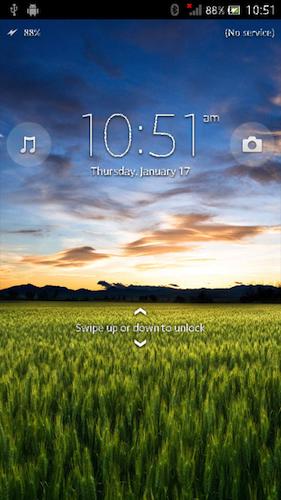 Foto de Imágenes de Android 4.1 en Sony Xperia S (5/5)