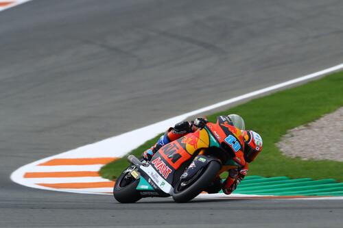 Jorge Martín gana a Marco Bezzecchi en una apasionante última vuelta y Héctor Garzó logra su primer podio