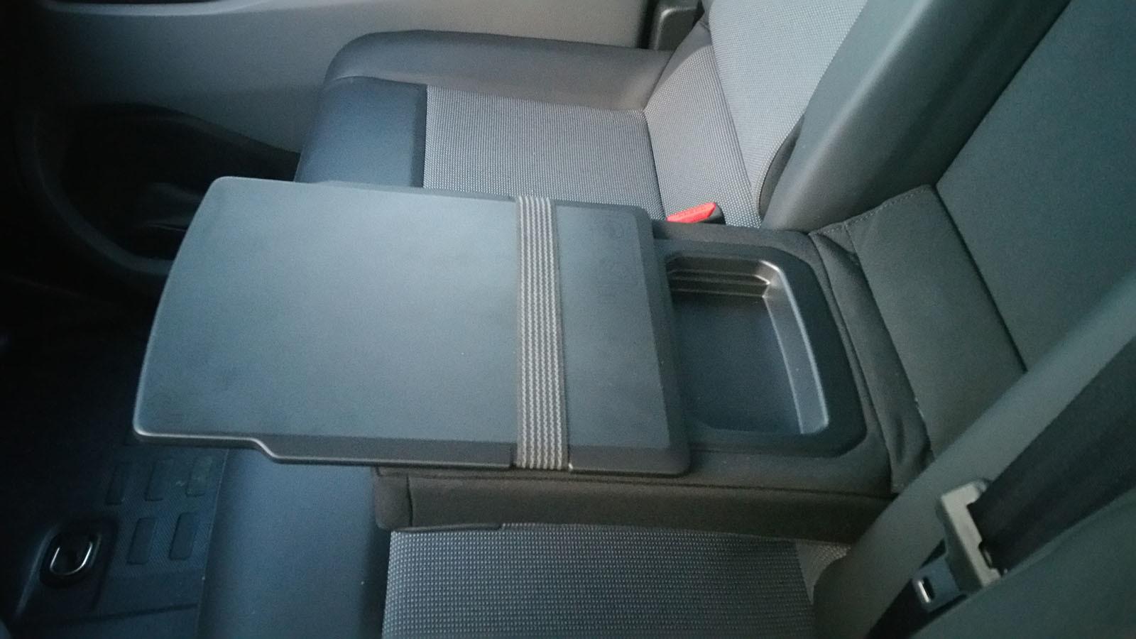 Foto de Toyota PROACE furgón - Interiores (14/19)