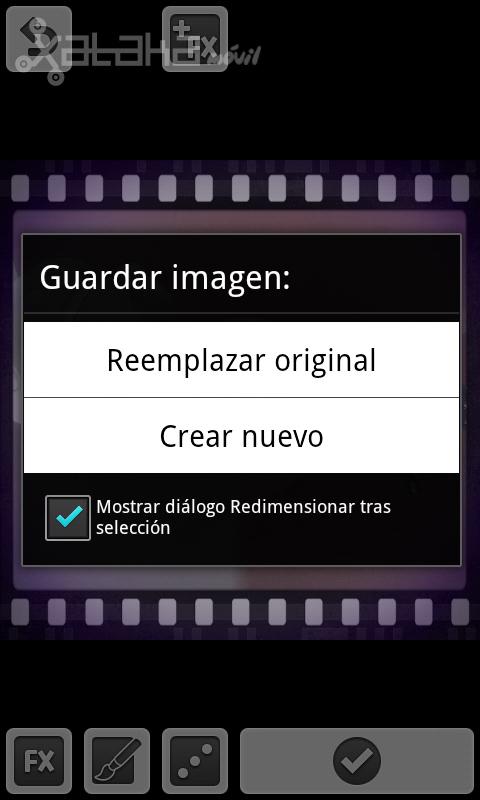 Foto de Camera MX de Magix para Android en imágenes (14/20)