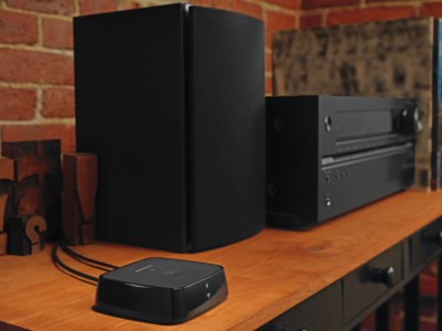 Bose quiere que te sumes al streaming musical con su accesorio Bose SoundTouch Wireless Link