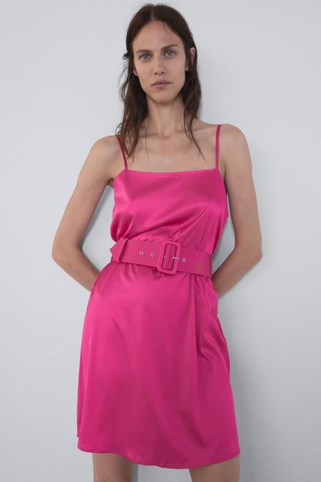 Vestido Fucsia Zara 05