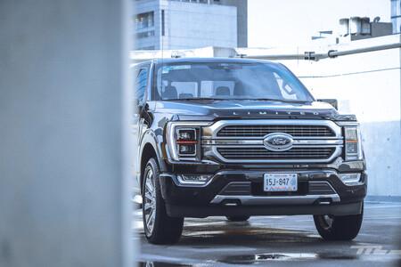 Ford Lobo 2021 Prueba De Manejo Opiniones Precio 17