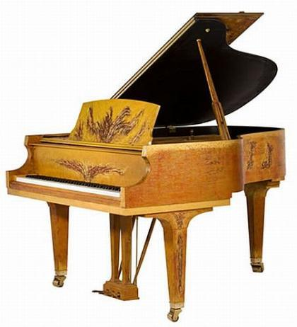 Exotic Collection pianos exclusivos