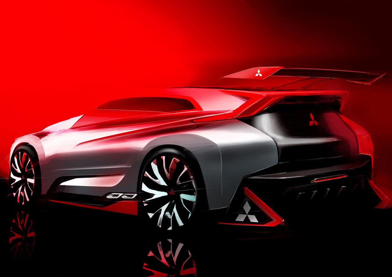 Foto de Mitsubishi Concept XR-PHEV (20/29)