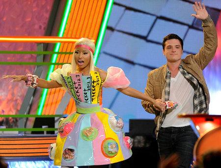 Nicki Minaj KCA