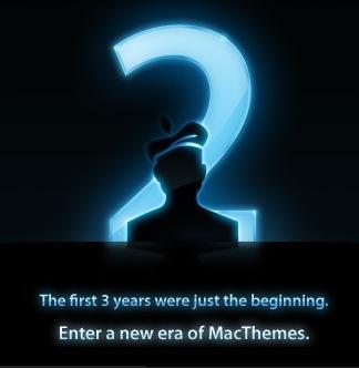 MacThemes, nuevo diseño de su web