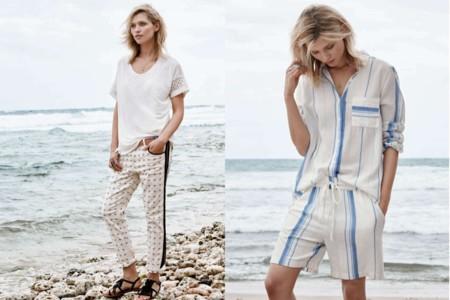 Beach Style Clothing Hm Women02