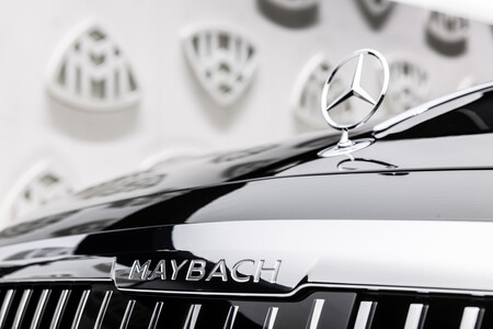 Clase S Mercedes-Maybach