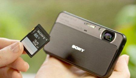 Sony SDHC
