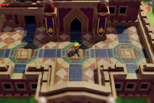 Guía de Zelda: Link's Awakening: cómo conseguir todas las hojas doradas del Castillo de Kanalet