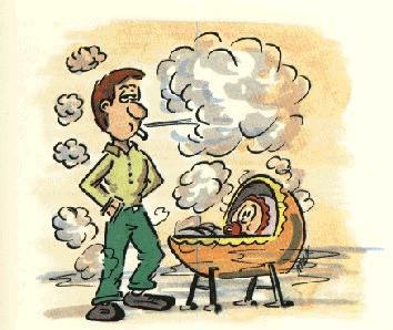 La mayoría de otitis infantiles se evitarían sin tabaco del entorno familiar