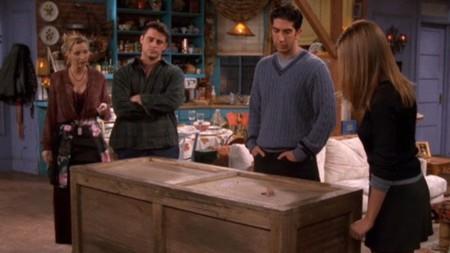Chandler En Una Caja