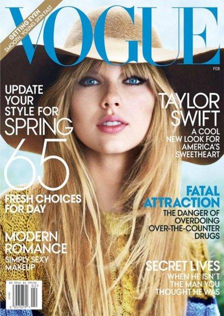 ¿Quién es la portada de Vogue USA en su número de febrero?