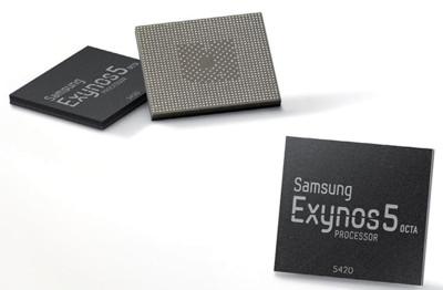 Samsung anuncia un nuevo Exynos 5 Octa (5420), vuelve a la GPU ARM