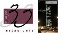 Espacio 33, un menú de altura en el restaurante más elevado de Madrid