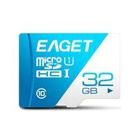 Tarjeta de memoria MicroSD Eaget, de 32GB, por sólo 4,20 euros y envío gratis con este cupón