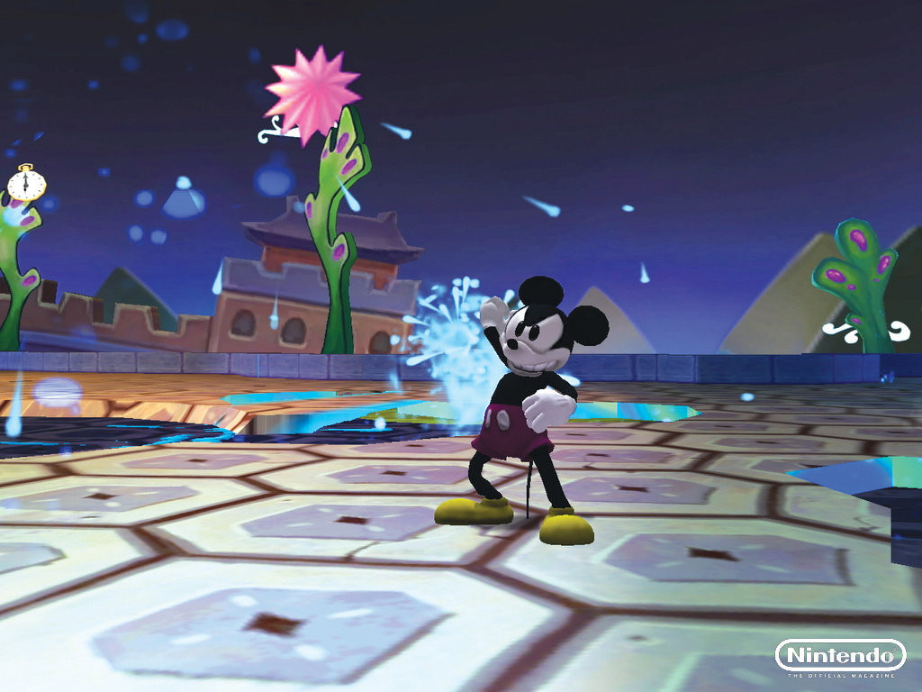 Epic Mickey 030110