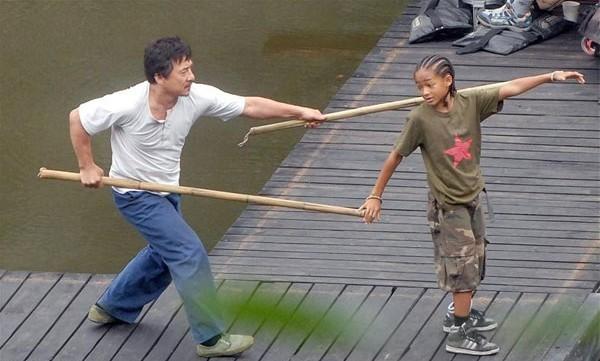 Foto de 'Kung Fu Kid', primeras imágenes del rodaje (4/5)