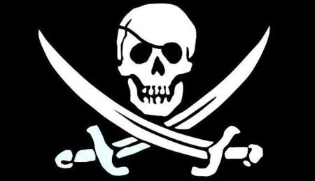 piratería logo