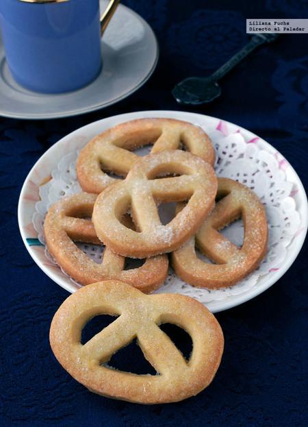 Pastas danesas de mantequilla: receta para rellenar la típica caja azul metálica de todas las casas