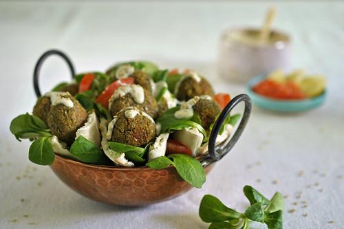 Cómo hacer falafel ligero, receta con y sin Magimix Cook Expert