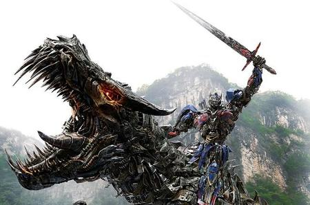 'Transformers: La era de la extinción', chatarra ruidosa