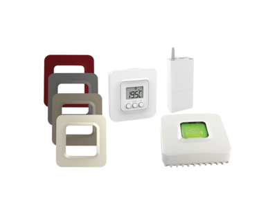 La empresa Delta Dore lanza un nuevo termostato inteligente que además busca aunar eficacia y diseño