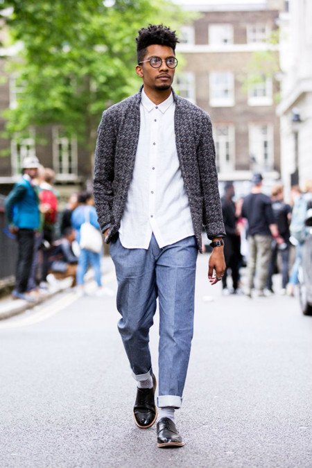 Nas Menswear Street Style London