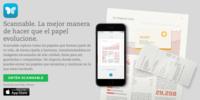 Evernote lanza Scannable, para escanear cualquier documento desde iOS