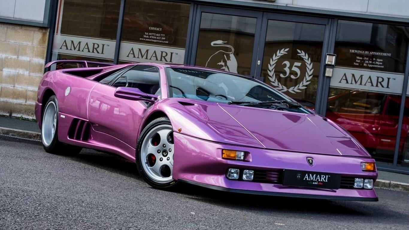 Lamborghini Diablo De Jamiroquai Por Un Precio Cosmico 614 500 Euros
