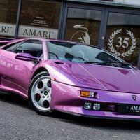 El Lamborghini Diablo de Jamiroquai se vende por un precio cósmico: 614.500 euros