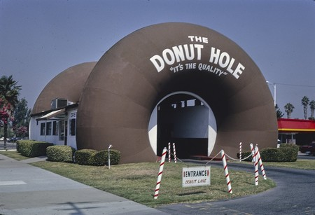 Arquitectura peculiar. Descubre los edificios más frikis de Estados Unidos