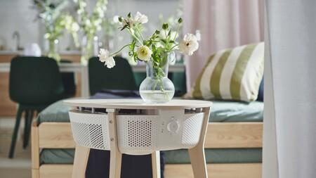 Novedades de Ikea de otoño; sus nuevos purificadores de aire inteligentes para disfrutar de un aire mas puro en el interior
