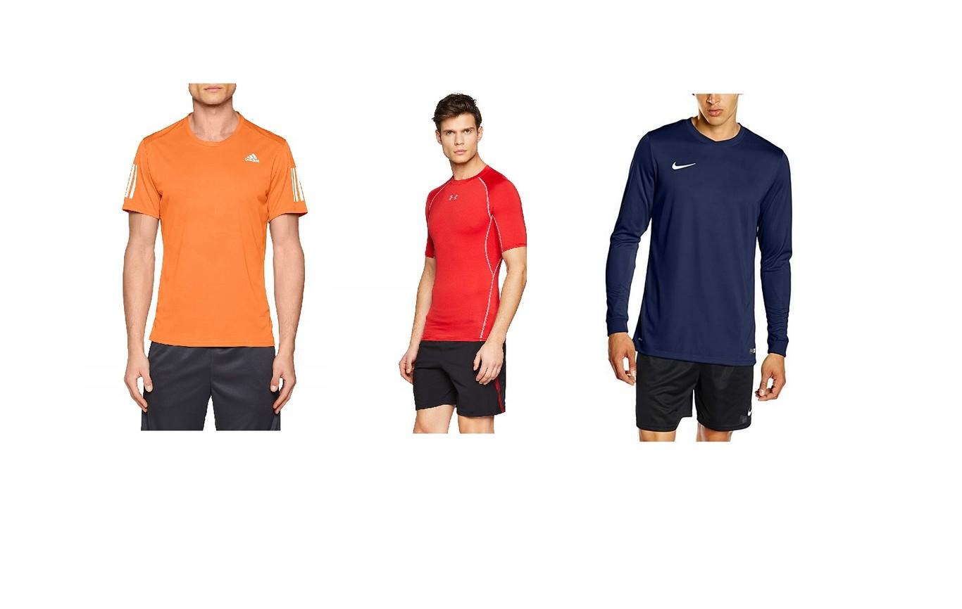 0b43f82996 Ofertas en camisetas deportivas Adidas