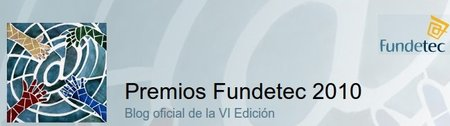 Convocada la VI edición de los premios Fundetec