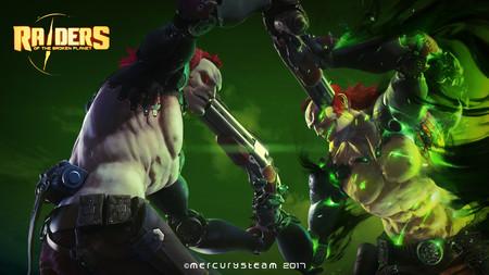 Raiders Of The Broken Planet 12
