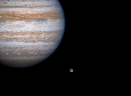 Los océanos más allá de la Tierra: grandes masas de agua de las que tenemos evidencia en el Sistema Solar