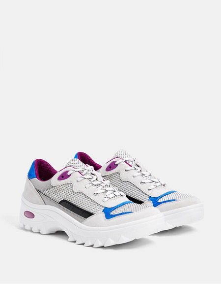 dad sneakers lowcost